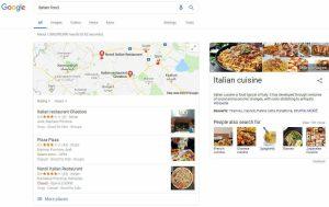 تاثیر مرغ مگس خوار بر الگوریتم های جستجو گوگل