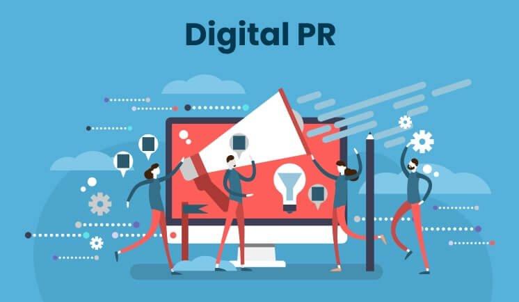 PR دیجیتال